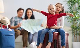 Autorizaciones de viaje de un menor de edad.